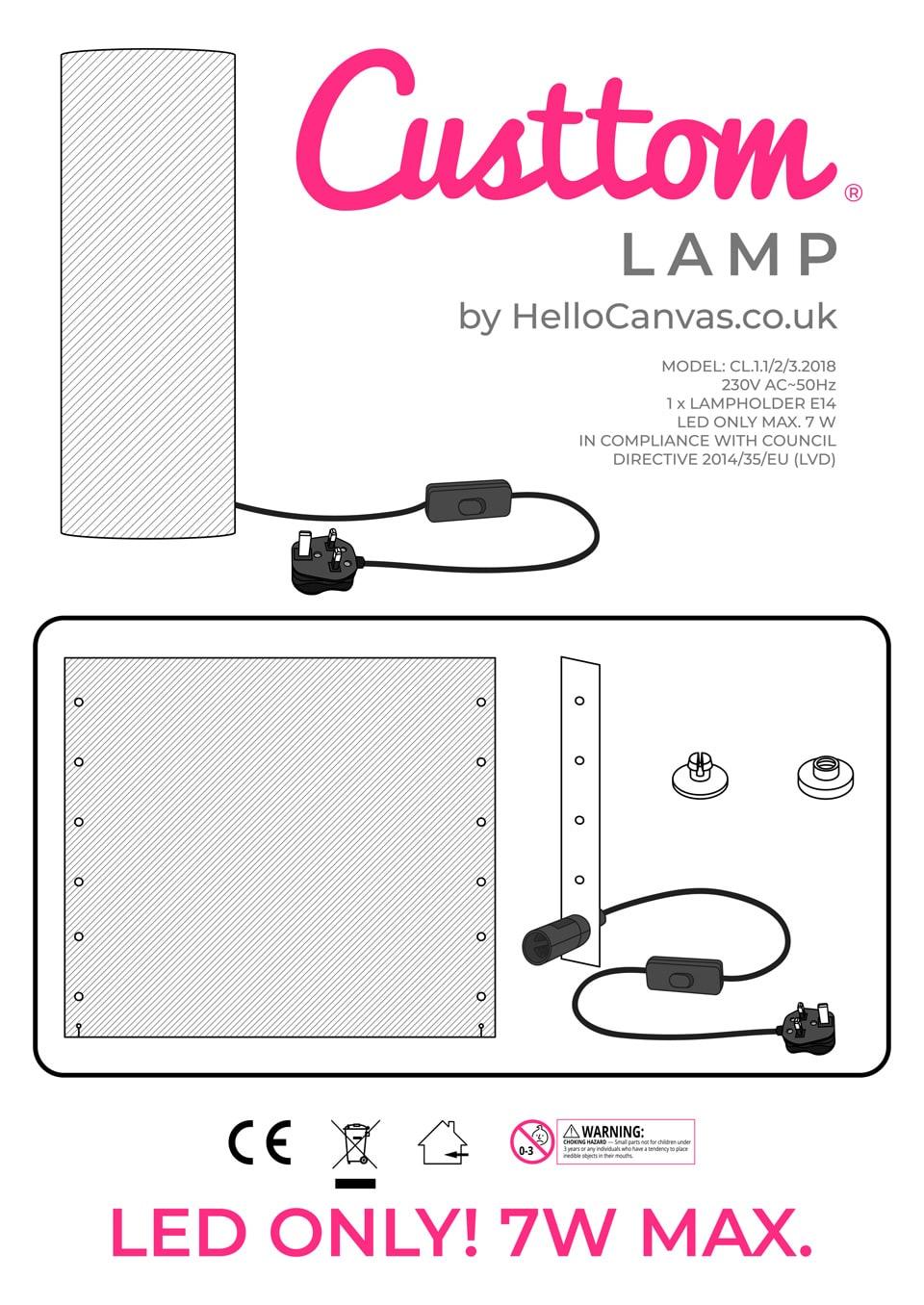 Photolamp manual