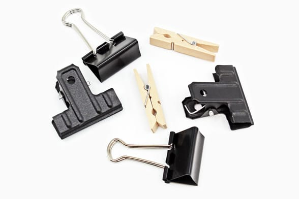 Hanging clips